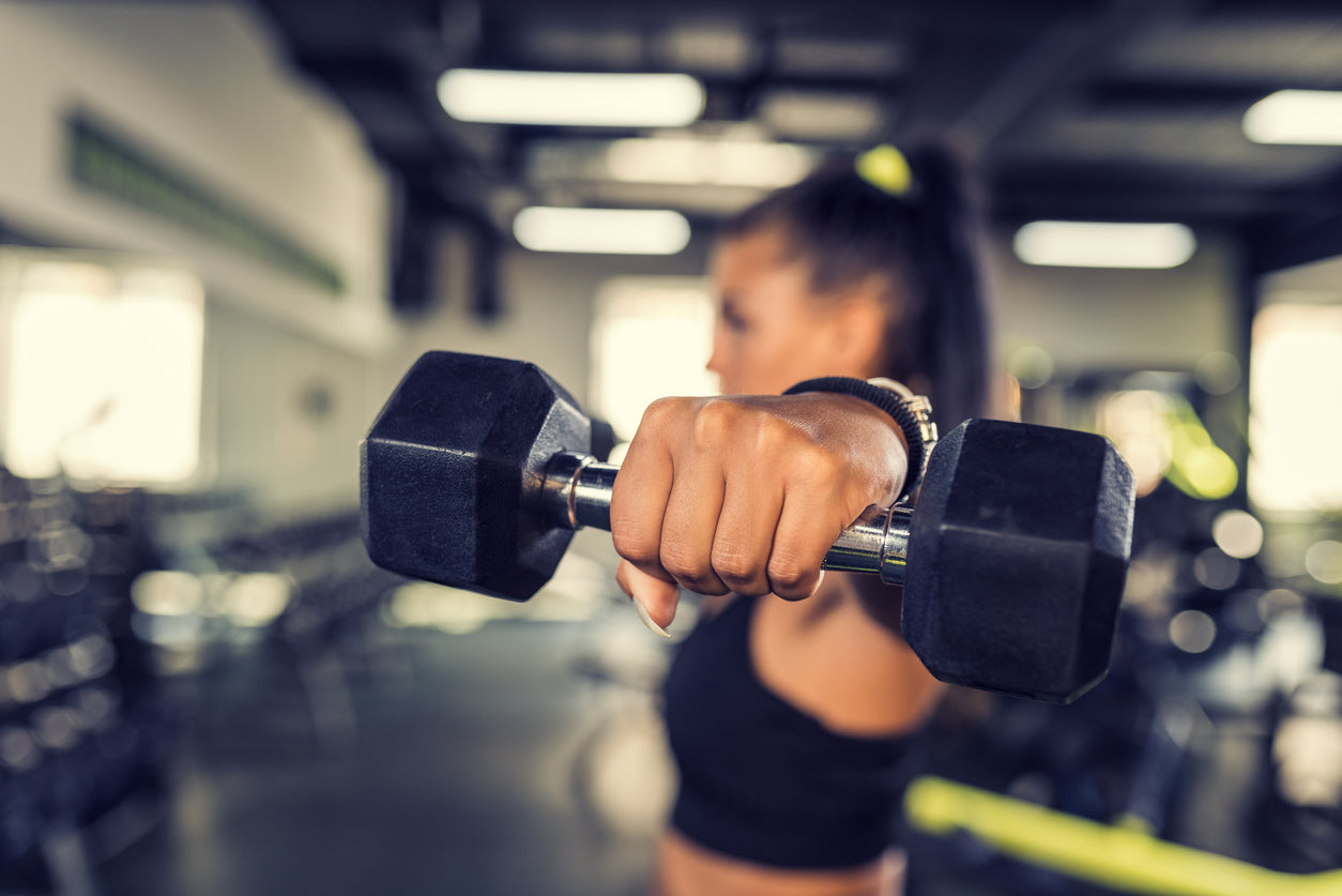 The Physical and Mental Health Benefits Of Lifting Weights