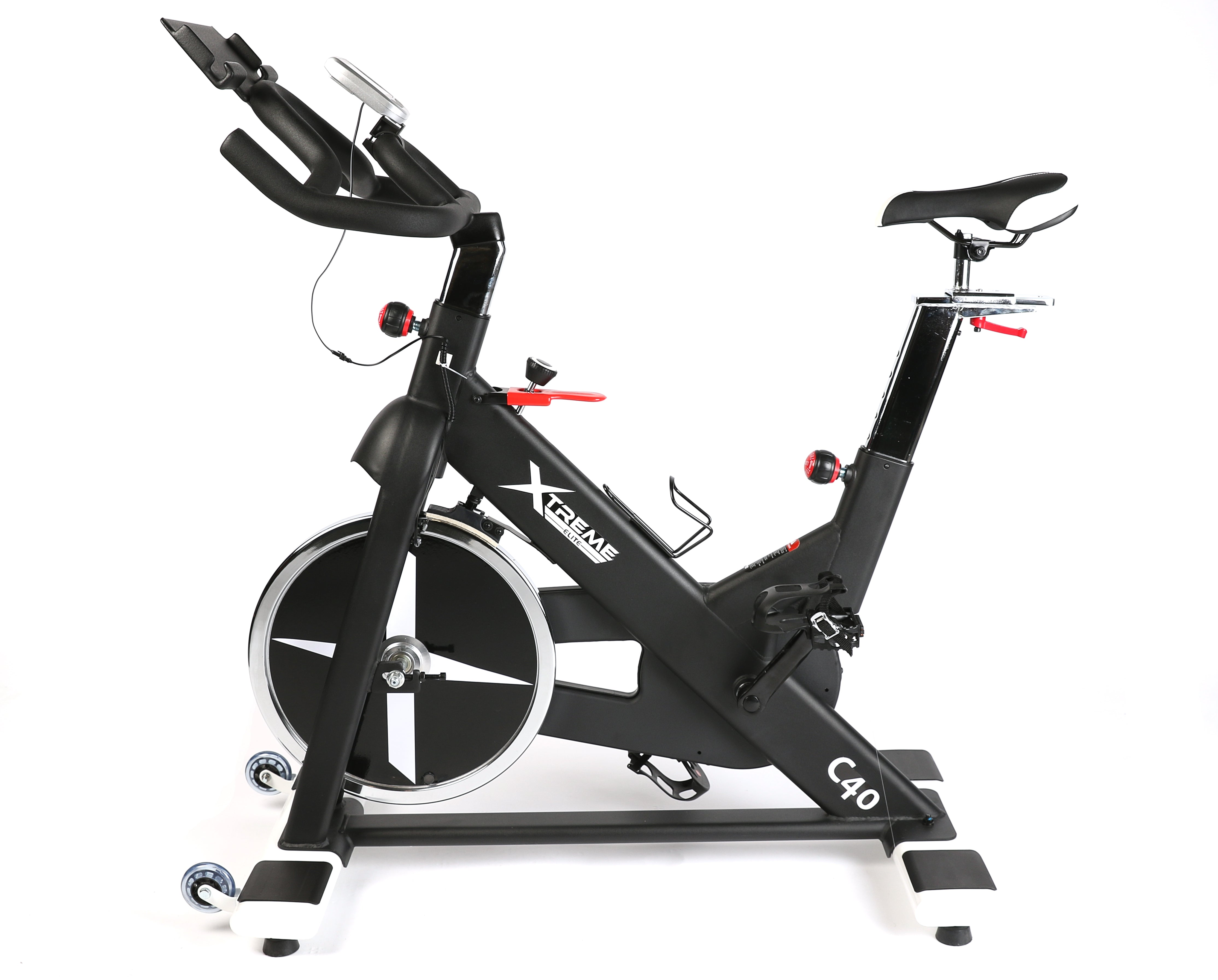 The XEC40 Indoor Cycle Exercise Bike is Perfect for your Home!