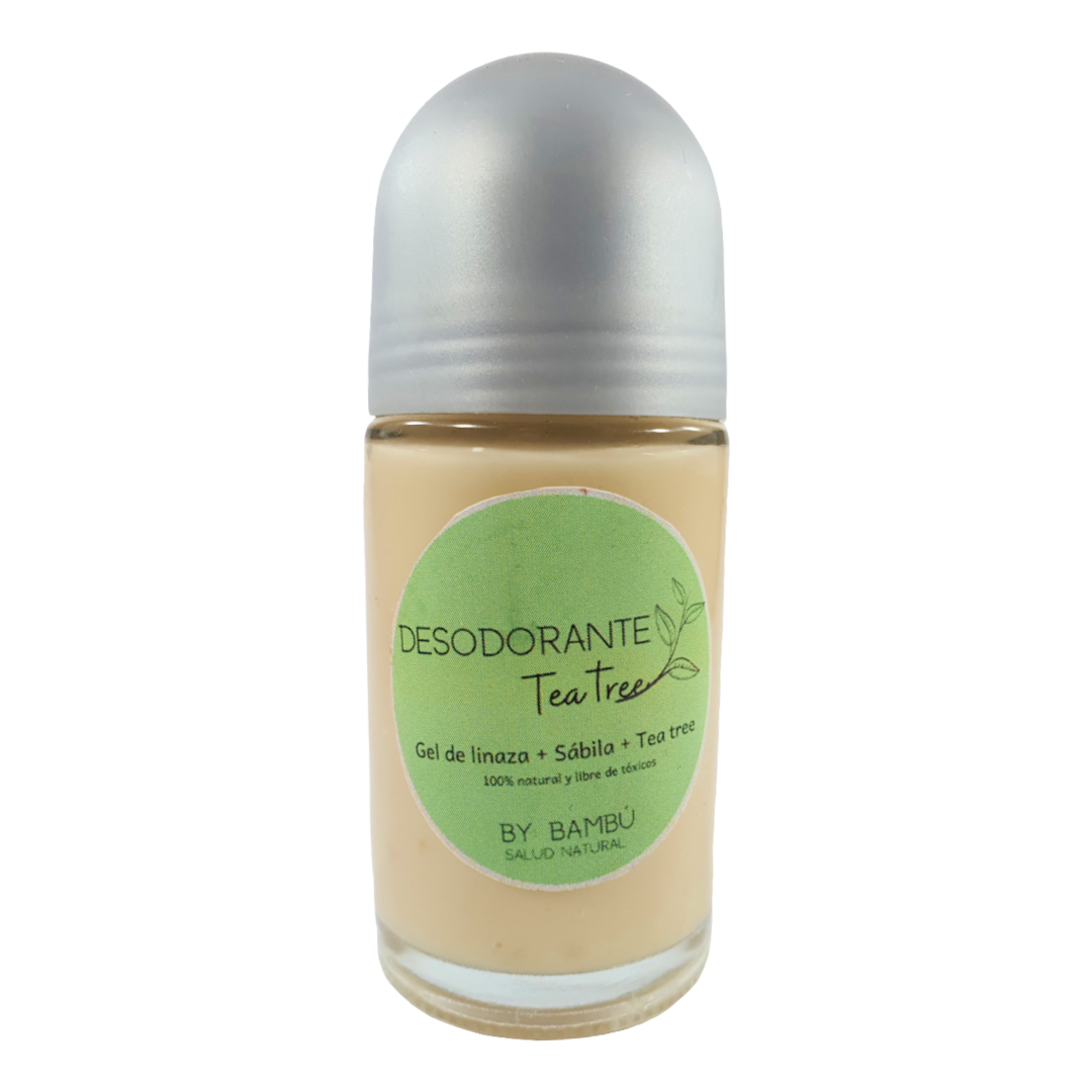 Desodorante Tea Tree 50 ml