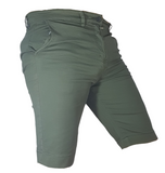 Reactor Man Verde Militar Short