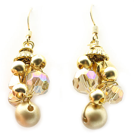 Gold Rush Earrings - Nurit Niskala