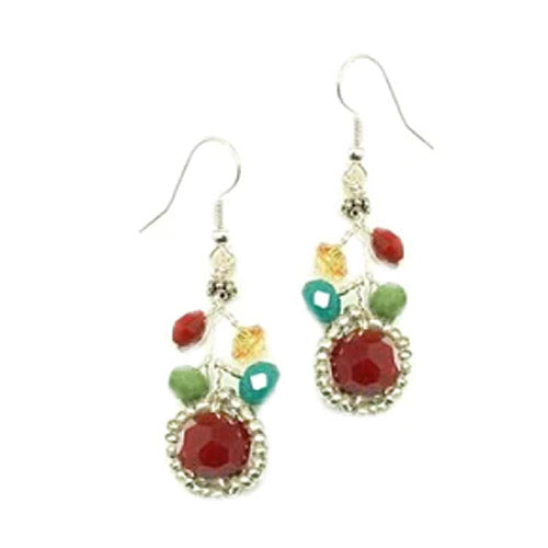 Multi Colors Earrings*