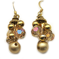 Gold Chic Earrings - Nurit Niskala