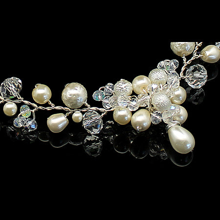 Delicate Pearl Necklace - Nurit Niskala