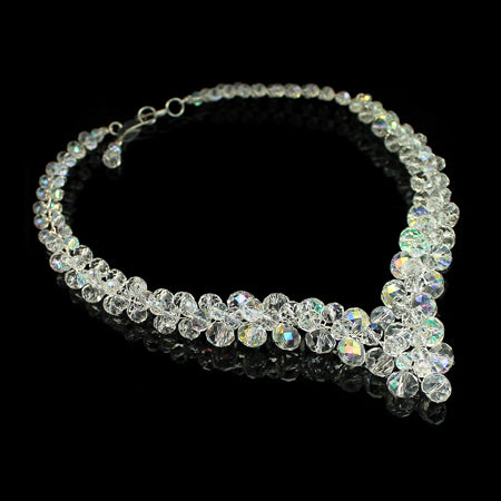 Swarovski Crystal Necklace - Nurit Niskala
