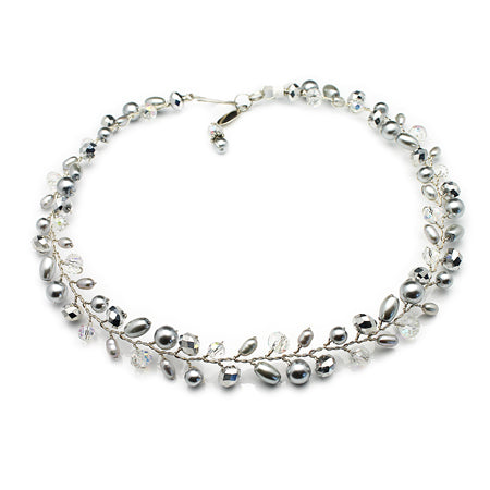 Silver Delicate Necklace - Nurit Niskala