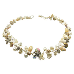 Delicate Sea Shell Necklace - Nurit Niskala