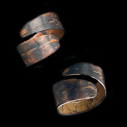 Oxidized Copper Ring*