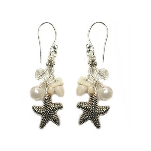 Starfish Shell Design - Nurit Niskala