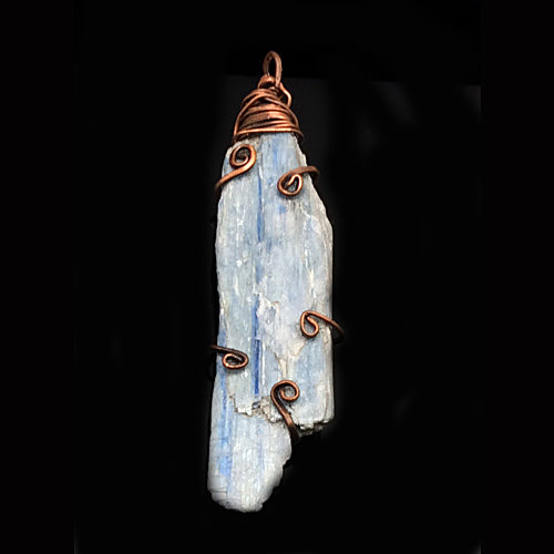 Genuine Celestite Gemstone Pendants - Nurit Niskala