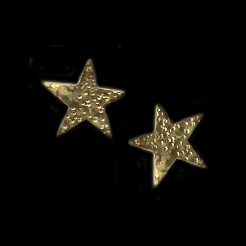 Star Stud Copper Earrings*