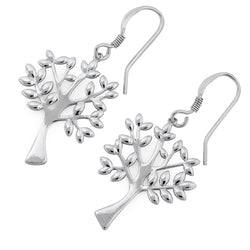 Tree Of Life Hook Earrings - Nurit Niskala
