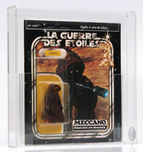 Load image into Gallery viewer, 1977 Star Wars Meccano Jawa MOC Graded - 20-back (CAS 85)