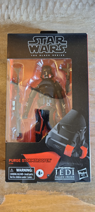 Star Wars Black Series Purge Trooper (Exclusive)