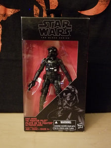 First Order Tie Fighter Pilot #11 - The Black Series (6-inch figure)