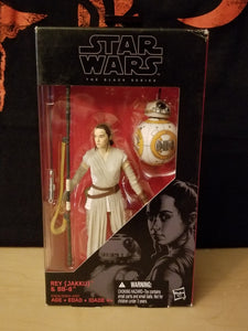 Rey (Jakku) & BB-8 #02 - The Black Series (6-inch figure)
