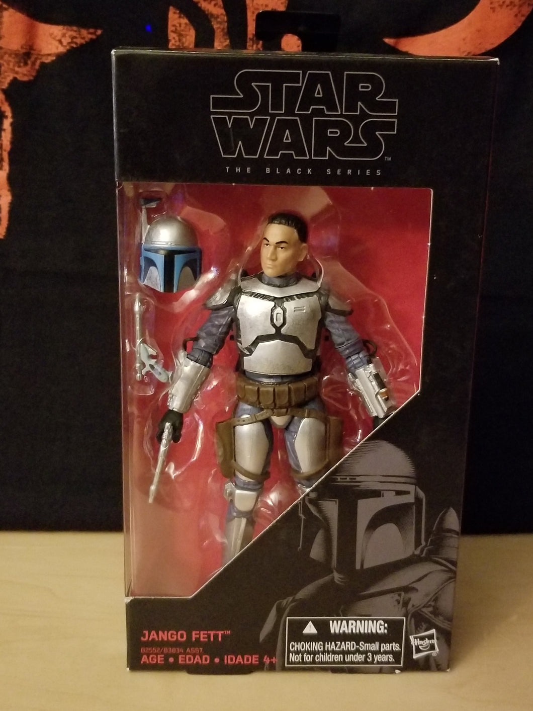 Jengo Fett #15 - The Black Series (6-inch figure)