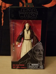 Obi-Wan Kenobi #32 - The Black Series (6-inch figure)