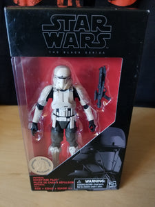 Imperial Hovertank Pilot (Toys R' Us Exclusive) - The Black Series (6-inch figure)