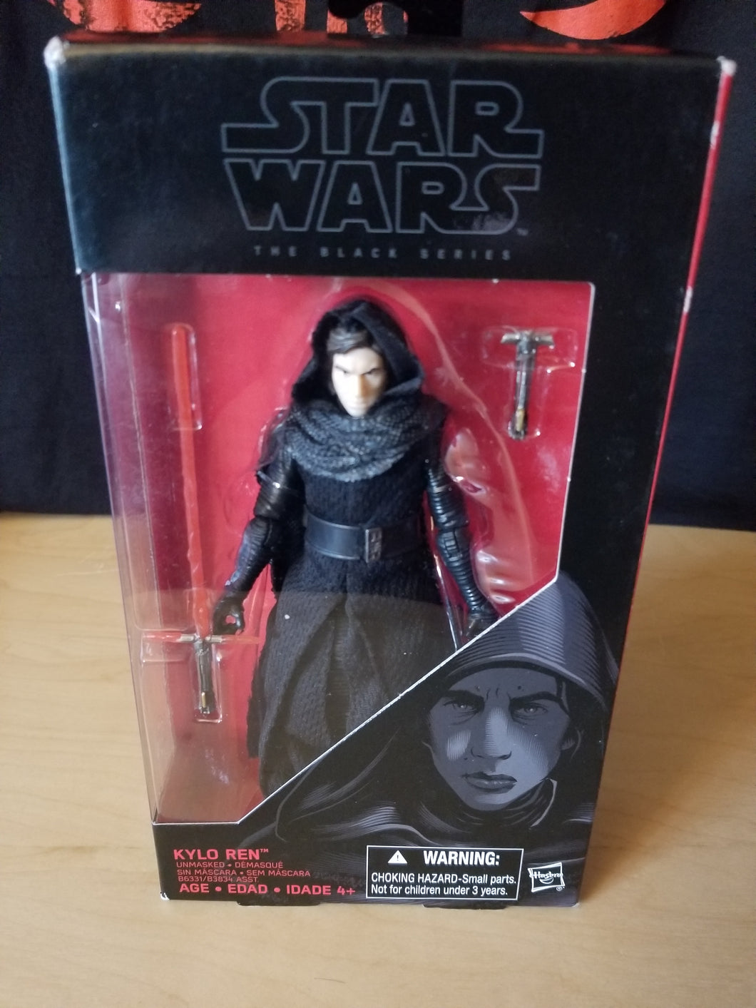 Kylo Ren #26 - The Black Series (6-inch figure)