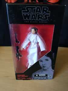 Princess Leia Organa #30 - The Black Series (6-inch figure)