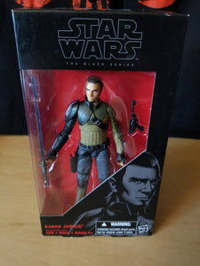 Kanan Jarrus #19 - The Black Series (6-inch figure)