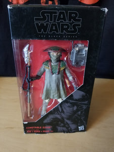 Constable Zuvio #09 - The Black Series (6-inch figure)