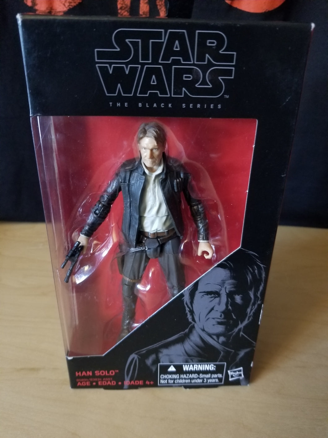 Han Solo #18 - The Black Series (6-inch figure)