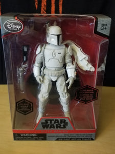 Boba Fett Prototype Armour (Rare) - Disney Star Wars Elite Series (May the 4th release)