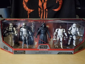 Deluxe Gift Set (Exclusive release) - Disney Star Wars Elite Series