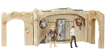 Load image into Gallery viewer, Star Wars TVC: Episode VI Return of the Jedi Jabba's Palace Adventure Set Playset