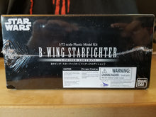 Load image into Gallery viewer, Bandai B-Wing Starfighter Limited Edition San Diego ComicCon model (MISB)