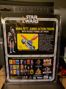 "Star Wars Gentle Giant 12"" Rocket Firing Jet Pack Boba Fett (2012)"