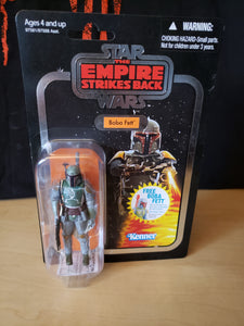 2010 Star Wars TVC The Emprie Strikes Back - Boba Fett VC09 Foil