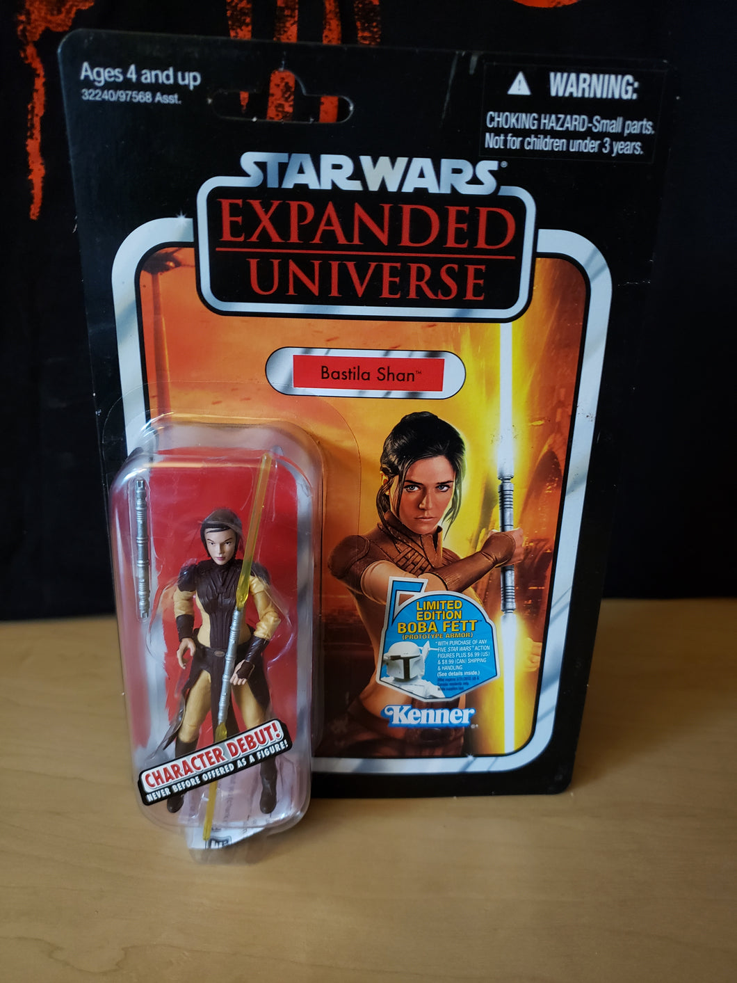 2011 Star Wars TVC The Expanded Universe - Bastila Shan VC69