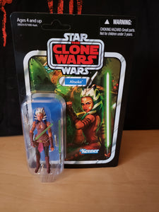 2012 Star Wars TVC The Clone Wars - Ahsoka VC120 (unpunched)