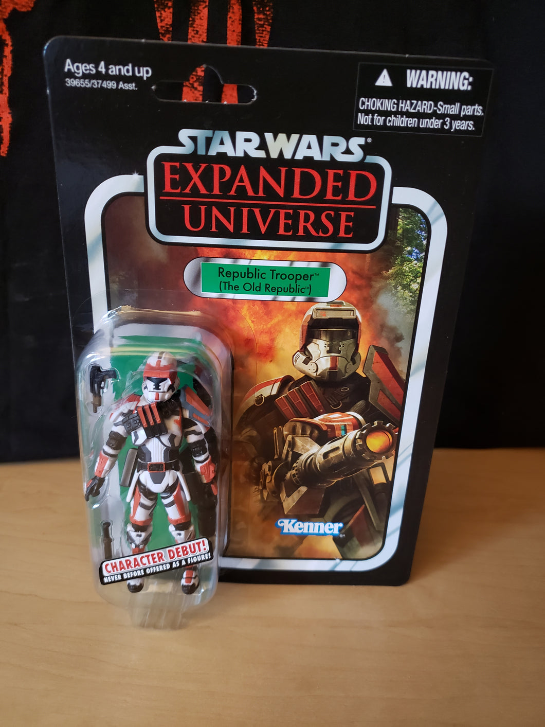 2012 Star Wars TVC The Expanded Universe - Republic Trooper (The Old Republic) VC113