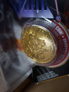 2006 Star Wars 30th Anniversary 77-07 - #02 Galactic Marine with gold coin