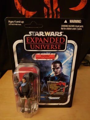 2011 Star Wars TVC The Expanded Universe - Starkiller VC100 (unpunched)