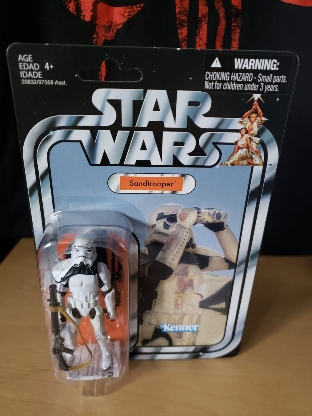 2010 Star Wars TVC Star Wars - Sandtrooper VC14
