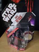 Load image into Gallery viewer, 2006 Star Wars 30th Anniversary 77-07 - #34 Darth Revan 77-07 with silver coin