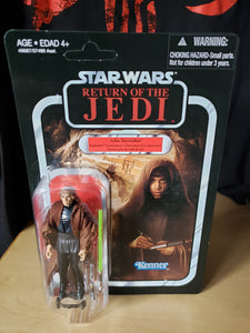 2011 Star Wars TVC Return of the Jedi - Luke Skywalker (Lightsaber Construction) VC87 (unpunched)