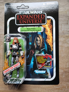 2011 Star Wars TVC The Expanded Universe - Shae Vizla VC101 (Unpunched)