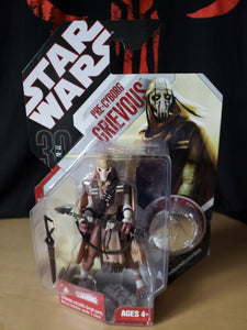 2006 Star Wars 30th Anniversary 77-07 - #36 Pre-Cyborg Grievous 77-07 with silver coin