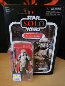 2018 Star Wars TVC Solo - Stormtrooper (Mimban) VC123