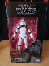 Load image into Gallery viewer, Imperial Jumptrooper (unnumbered) - The Black Series (6-inch figure)