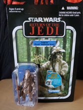 Load image into Gallery viewer, 2011 Star Wars TVC Return of the Jedi - Logray (Ewok Medicine Man) VC55 (Unpunched)