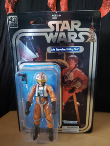 2017 Star Wars 40th Anniversary - Luke Skywalker X-Wing Pilot (Disney Celebration)