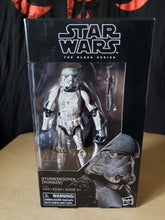 Load image into Gallery viewer, 2018 The Black Series - Stormtrooper (Mimban) (6-inch figure)