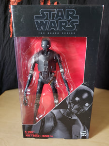 2016 The Black Series - K-2SO (6-inch figure)